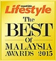 The Best of Malaysia Awards 2015